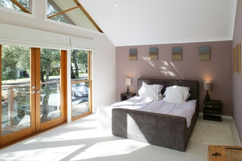 Beechwood Newport bedroom