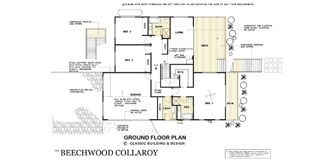 Floor Plans - Classic Building & Design
