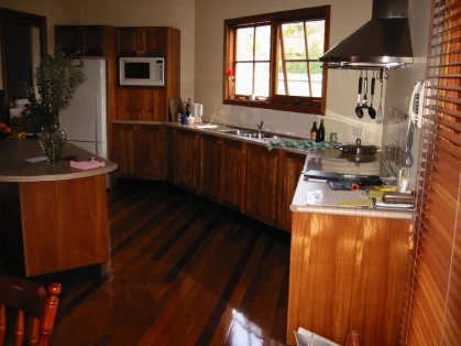 The Country Cottage kitchen