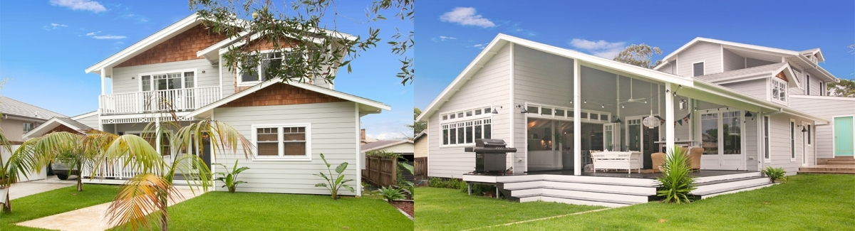 New home builders home designs classic building for Beach house designs melbourne