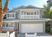 coastal style building unique home classicbuildingdesign