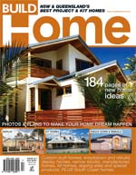 Front Cover of NSW and QLD Best Project Homes Magazine - 121