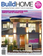 Front Cover of NSW and QLD Best Project Homes Magazine - 173