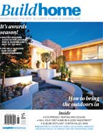 Front Cover of NSW and QLD Best Project Homes Magazine - 194