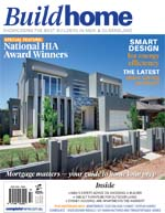 Front Cover of NSW and QLD Best Project Homes Magazine - 202