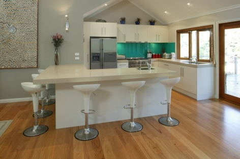 Beechwood Newport kitchen